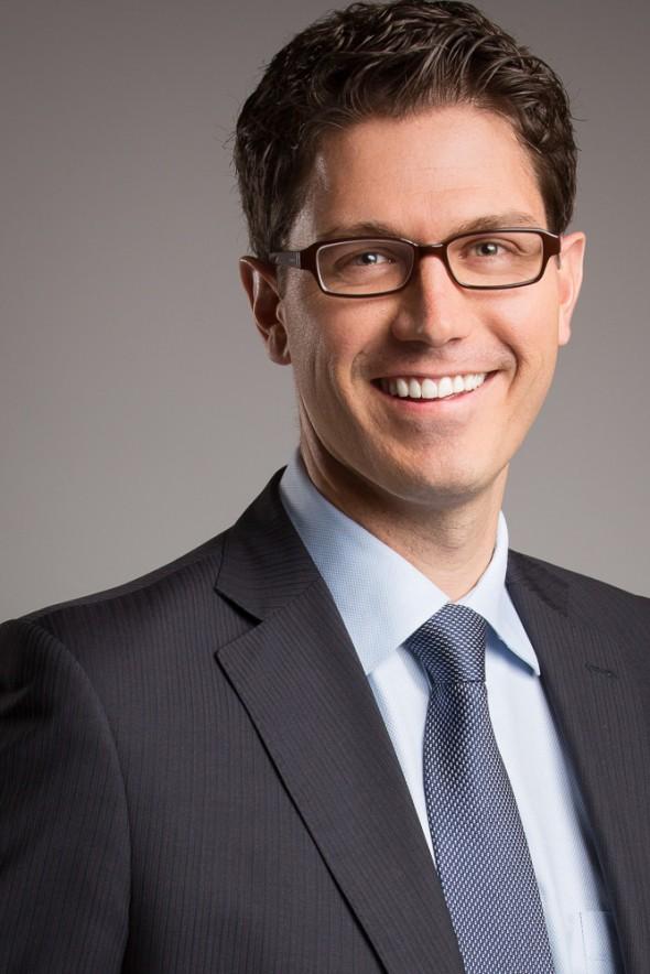 Toronto Executive Portraits