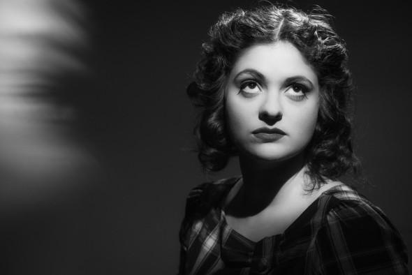 40s Glamour Portrait Headshot