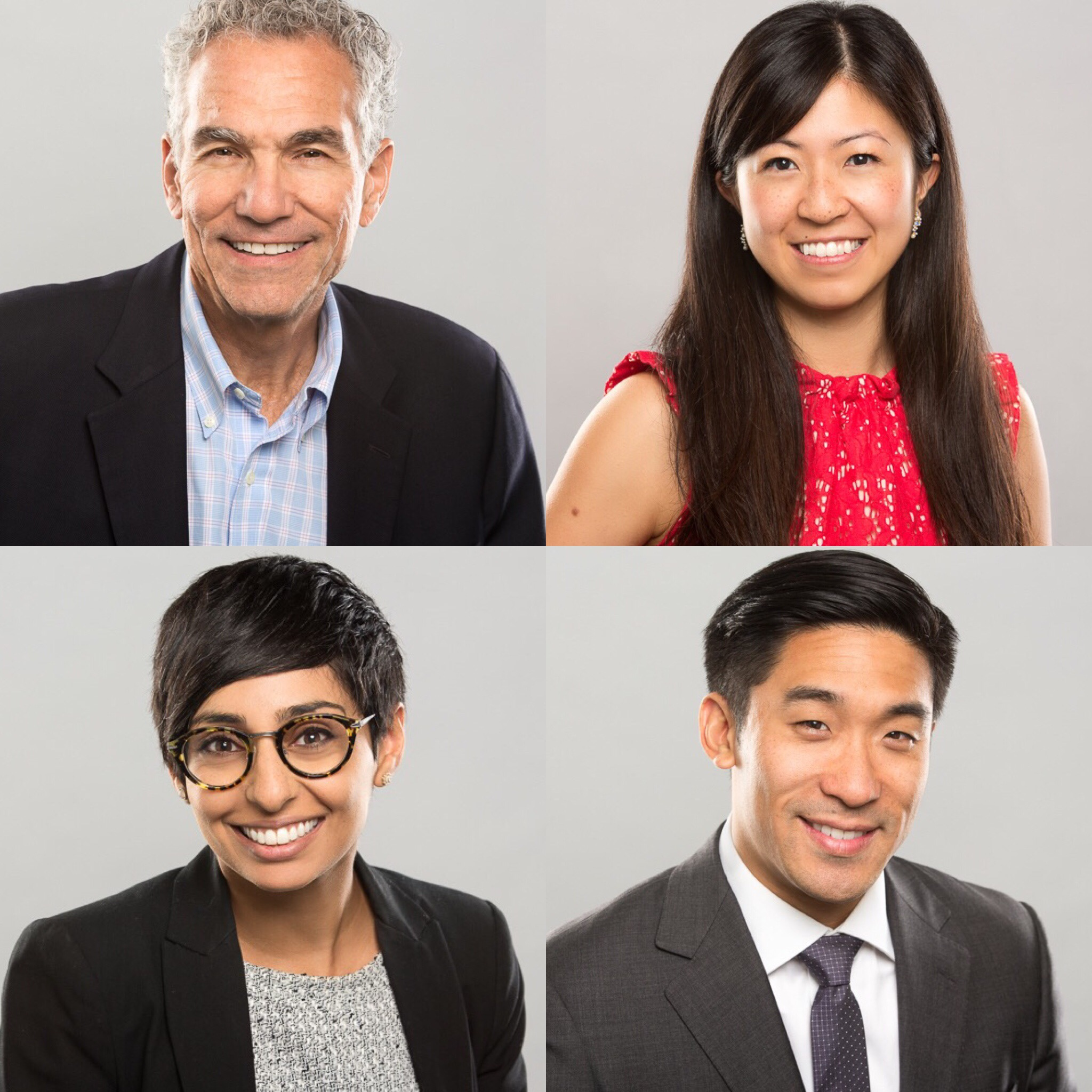 Location Shoot — Business Headshots for MedCurrent Toronto Office