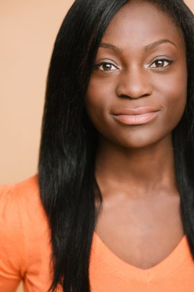 teen toronto actress headshot