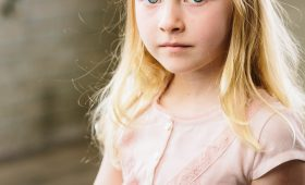 kids actor headshot Toronto