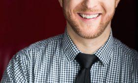 Mark actor headshot
