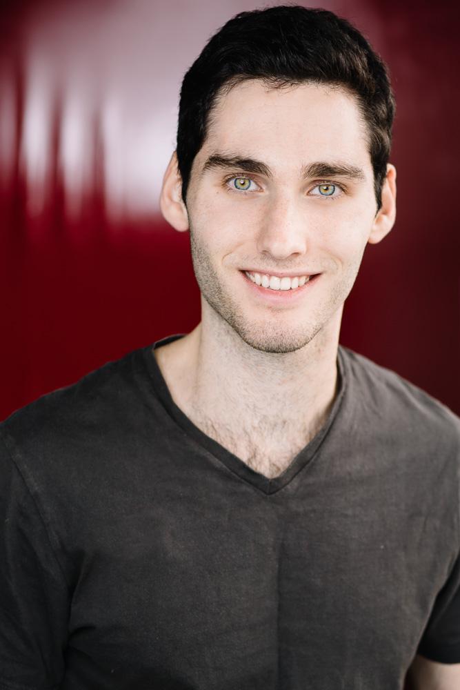 Tom   Actor Headshot