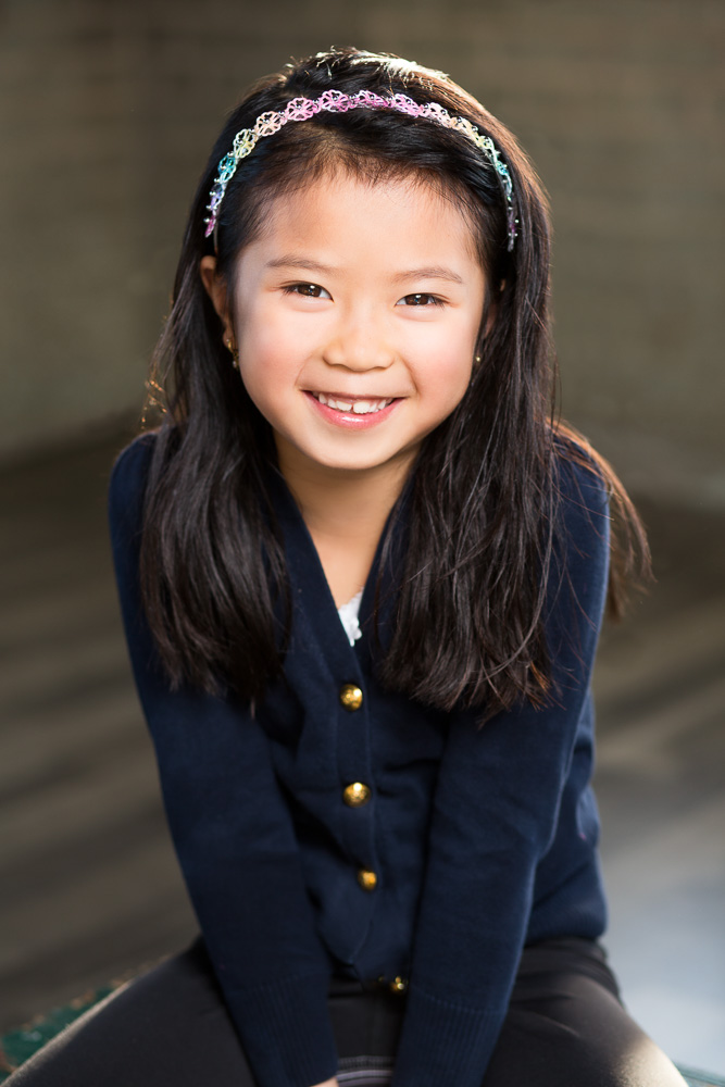 Young Talent | Kids Actor Headshots