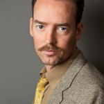 Actor head shot for Tadhg