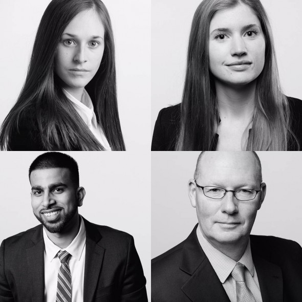Toronto Location Business Headshots